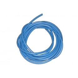 Blue Silicone rig tubing - 2 metre pack