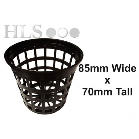8.5cm Hydroponic plant pot