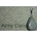 Army camo lead coating powder