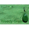 Weedy Green camo lead coating powder