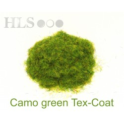 Tex-Coat camo green coating