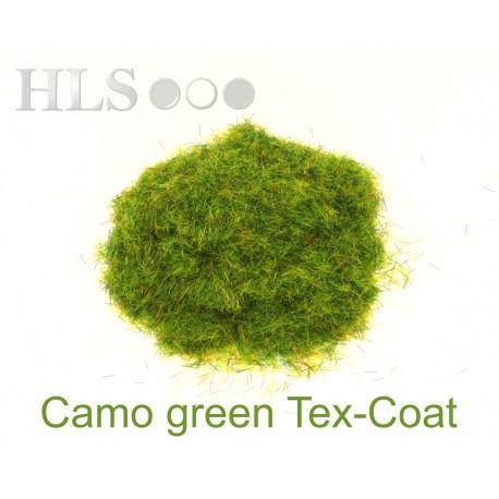 Tex-Coat camo green coating