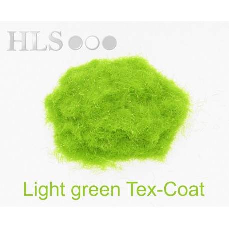 Tex-Coat light green coating