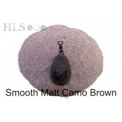 SMOOTH MATT Camo brown coating powder