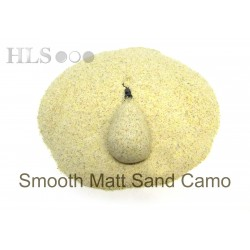 SMOOTH MATT Sand camo coating powder