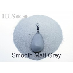 SMOOTH MATT Grey coating powder