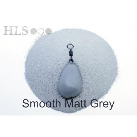 SMOOTH MATT Grey coating powder