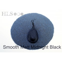 SMOOTH MATT Midnight Black coating powder