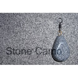 Stone camo lead coating powder