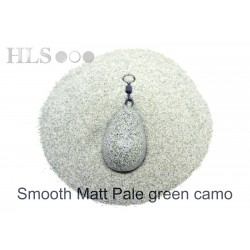 SMOOTH MATT Pale green Camo coating powder