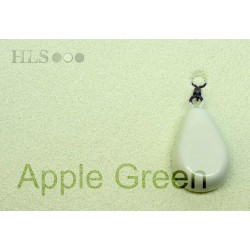 Apple Green lead coating powder